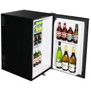 Mini Bar Fridge Motel Model BCH70B Door Storage