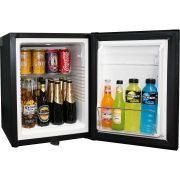 Mini Bar Fridge Model BCH40A open