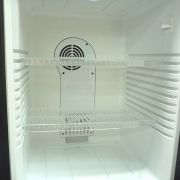 Mini Bar Fridge Model BCH40A interior