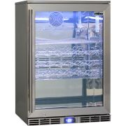 Rhino Outdoor Bar Fridge All Stainless Steel With Adjustable Feet