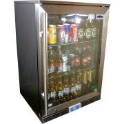 Rhino Outdoor Bar Fridge All Stainless Steel