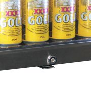 Outdoor Alfresco Bar Fridge Triple Glazed With Lock