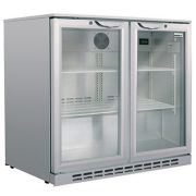 HUSKY C2H-HY Glass Door Bar Fridge