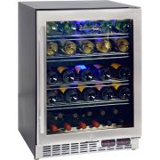 Schmick Dual Zone Under Bench Wine Fridge