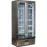 Rhino Commercial 2 Door Upright Pub Beer Bar Fridge - Reliable Unit Brand Parts And Ultra Energy Efficient