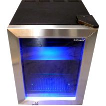 Dellware Mini Bar Coffee Fridge For Milk Model DW-SC20-Milk front