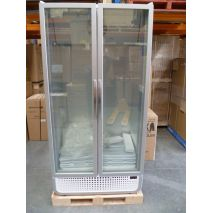 Wne Fridge Dual Zone Model CTW100DF-SS open