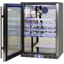 Rhino Alfresco Bar Fridges Use Embraco Brazilian Compressor Runs 25% Cheaper Than Most Others