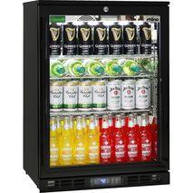 Rhino Commercial 1 Door Pub Beer Bar Fridge - LOW E Glass To Prevent Condensation