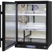Rhino Commercial Bar Fridge - Polished 304 S/S Interior
