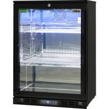 Rhino Commercial Bar Fridge - Led Lighting, Lock and Energy Efficient Fans