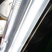 Rhino 2 Sliding Glass Door Bar Fridge Model SG2S-B light