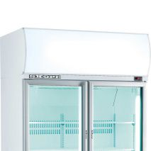 Skope Commercial Glass Door Bar Fridge Model TME1000 display