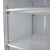 Skope Commercial Glass Door Bar Fridge Model TME1000 interior