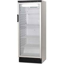 Vestfrost Commercial Bar Fridge With Glass Door and Lock 306Litre Model FKG-311 front