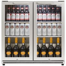 Husky C2 Intelligenza Bar Fridge Front