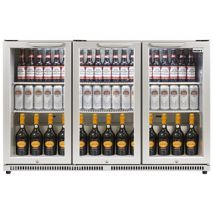 Husky C3 Intelligenza Bar Fridge Front
