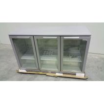 Husky C3 Intelligenza Bar Fridge Front Empty