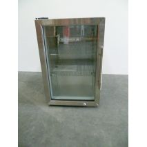 Glass Door Display Fridge Full