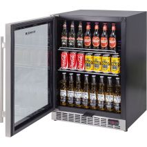 Glass Door Front Venting Beer Fridge With Quiet Operation SK151B Control