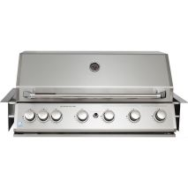 Marine Grade Stainless 316 S/S BBQ Sleek Design To Build In