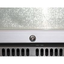 Husky Bar Fridge Lockable Door