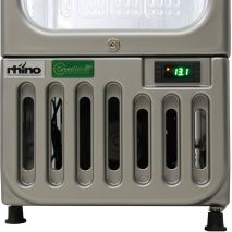 Skinny Tall Bar Fridge - Electronic Controller Rhino Brand Famous For Latest Energy Saving Technology