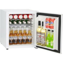 Retro Mini Bar Fridge Black HUS-BC46W-RET