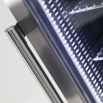 Led Strip Lights On Both Sides Of Inner Door - Can Be Turned Off If Required - Ask About Changing To BLUE Led - Cool