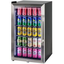 Alfresco Bar Fridge Triple Glazed