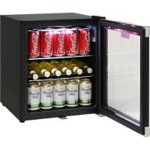 Schmick Tropical Glass Door mini Bar Fridge - Plenty Of Storage Options
