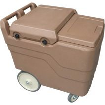 Ice Cart 110Litre Rotomolded