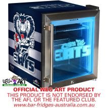 Geelong Cats Blue Light Up Logo Available