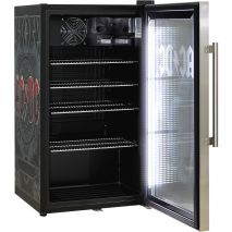 ACDC Alfresco Glass Door Drinks Fridge - Fits over 100 cans!