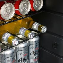 Mini Beer And Wine Fridge Model BCWH69 Beer
