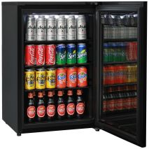 Under Zero Alfresco Cold Beer Fridge - Plenty Of Room And Has Heated Glass To Stop Condensation