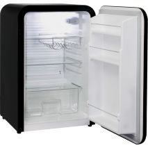 Schmick Black Retro Bar Fridge