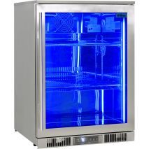 Rhino Envy 1 Door Alfresco Bar Fridge - 316 Marine Grade Stainless Steel