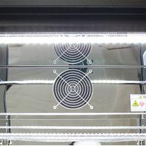 Quiet Running Indoor Rhino Bar Fridge Model SG1R-BQ - Led Lighting