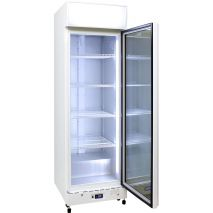 Schmick 1 Glass Door Commercial Bar Fridge - Self Closing Door