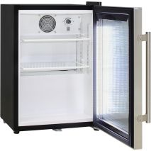 Schmick Mini Glass Door Shallow Bar Fridge - Glass Shelves