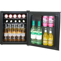 Retro Mini Bar Fridge - Load Her Up Baby!