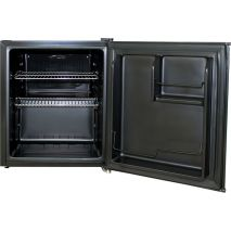 Holden HSV Retro Mini Bar Fridge Black HUS-BC46B-RET