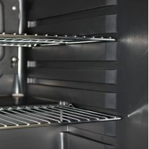 Holden HSV Retro Mini Bar Fridge - Chromed Shelves