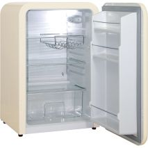 Schmick Ivory Retro Bar Fridge Plenty Of Storage