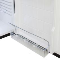 Dellware Silent Mini Bar Fridge Inner Door Shelving