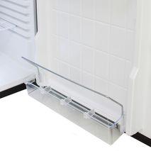 Dellware Silent Mini Bar Fridge Inner Door Shelving