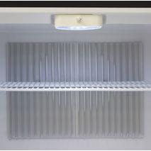 Dellware Silent Mini Bar Fridge - Led Light ON When Door Opens