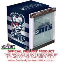 Weg Art Mini Fridge Geelong Cats