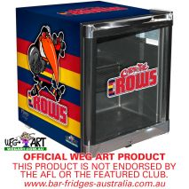 Weg Art Mini Fridge Adelaide Crows